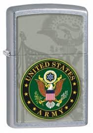 <b>Зажигалка Zippo US Army</b> 28632 на ZIPPO-RUSSIA.RU
