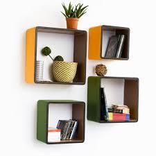 wall shelving ideas makipera diy wooden creative