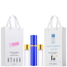 Подарочный <b>набор Dolce&Gabbana Light Blue</b>, 3 X 15 ml купить ...