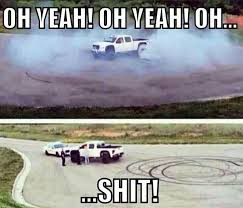 "Must have ""smelled the donuts"". Police humor funny meme 