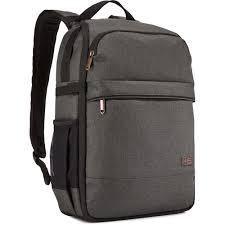 <b>Case Logic ERA Camera</b> Backpack (Gray, Large) 3204002 B&H Photo