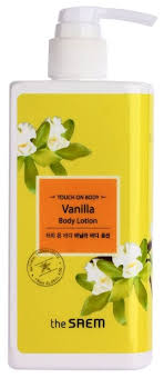 <b>Лосьон для тела</b> The Saem <b>Touch</b> on Body Vanilla ... — купить по ...