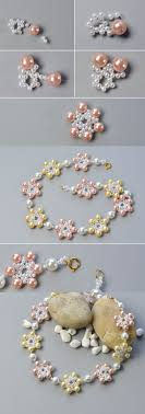Wanna this flower beaded <b>necklace</b>?The <b>details</b> will be published ...