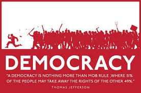 Famous quotes about 'Democracy' - QuotationOf . COM via Relatably.com