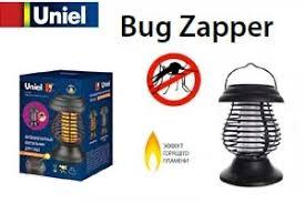 <b>Светильник Bug</b> zapper с антимоскитным режимом