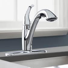 spray kitchen faucet chrome