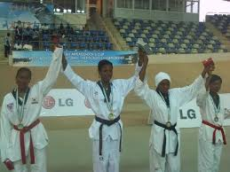 Image result for Nigeria Taekwondo Federation is picture