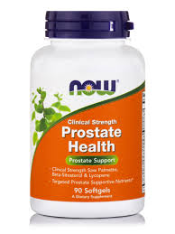 Now <b>Clinical Strength Prostate</b> Support, 90 softgels - Online ...
