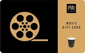 PVR Cinemas Gift Card - Rs.500 : Amazon.in: Gift Cards