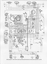 vehicle wiring diagrams vehicle wiring diagrams wiring diagram of 1976 mini clubman saloon and