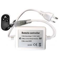 <b>LED</b> Strip <b>220V</b> 600W Dimmer <b>5050</b> SMD RF Remote and Controller