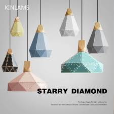 <b>Modern</b> design <b>pendant lights</b> Nordic colorful <b>led</b> lamp for home ...