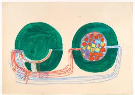 a virtual essay on gutai at hauser wirth contemporary art daily atsuko tanaka