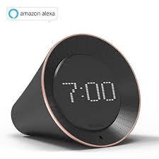 Vobot <b>Wireless Smart</b> Radio Alarm Clock Speaker with Amazon ...