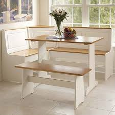 three piece dining set: august groveampreg birtie  piece breakfast nook dining set