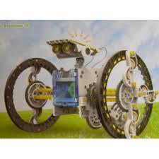 Отзывы о <b>Конструктор</b> Solar Robot на <b>солнечной батарее</b> 14-in-1