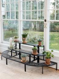 Lattice Inside <b>Plant Stand Set</b> | Gardener's Supply