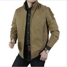 Fashion <b>New</b> Men's Jacket 4XL <b>cotton</b> Plus <b>size</b> Loose Military Men ...