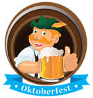 Oktoberfest Decoration Man with Beer PNG Image | Gallery ...