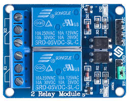 <b>2 Channel 5V Relay</b> Module - Wiki