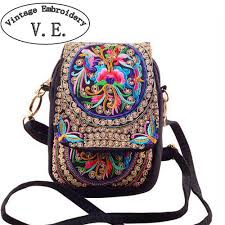 Detail Feedback Questions about Chinese <b>Vintage Embroidery</b> Bag ...