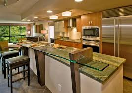 Granite Dining Room Tables Beautiful White Brown Wood Glass Modern Design Dining Room White