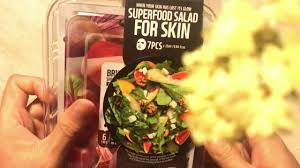 <b>Superfood salad for skin</b> - Farm Skin - YouTube