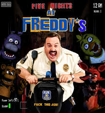 Untitled — Zany antics ensue when Paul Blart gets a new job... via Relatably.com
