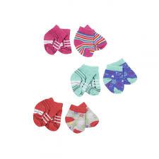 <b>Одежда для</b> кукол <b>ZAPF CREATION</b> 827-017 BABY born Носочки 2 ...