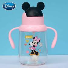<b>Disney baby cup</b> Kid straw <b>cup</b> drinking milk PPSU <b>baby learning</b> ...