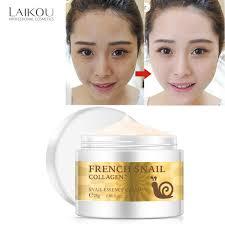 <b>LAIKOU Snail Moist Nourishing</b> Facial Cream Repair Brightening ...
