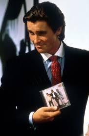 patrick bateman american psycho my favorite actor patrick bateman american psycho