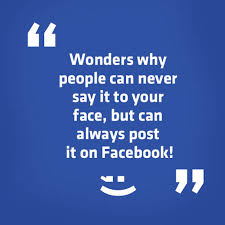 Great Facebook Quotes. QuotesGram via Relatably.com