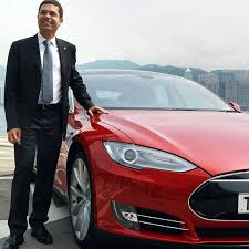 Electric <b>shock</b> – <b>Tesla</b> cars in Hong Kong more polluting than petrol ...