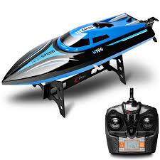 H101 <b>2.4G RC High Speed</b> Racing <b>Boat</b> 180° Flip Radio Controlled ...