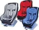 Детские сиденья автомобиля