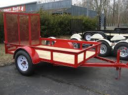 custom built trailers smokey mountain trailers custom built trailer