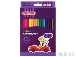 Набор карандашей <b>Пифагор</b>
