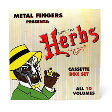 <b>MF DOOM</b> - Special Herbs: The Complete Set (5xCassette - Boxset ...