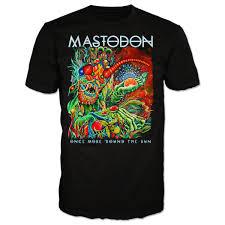 <b>Mastodon</b> T-Shirt | <b>Once More</b> 'Round The Sun | Apparel | <b>Mastodon</b> ...