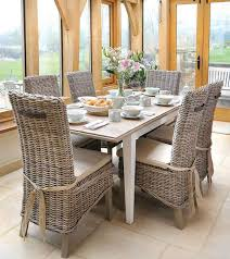 extendable dining table set: wicker dining table all old homes
