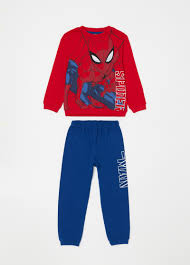 Long pyjamas with <b>Marvel Spider-Man print</b> | OVS