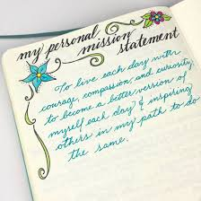 crafting your personal mission statement for  learn how to craft your very own personal mission statement for the new year who39s