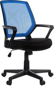 <b>Кресло оператора Helmi</b> HL-M02 Step, синий, черный