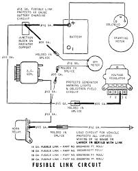 camaro electrical wiring diagram for charging system showing fuseable links