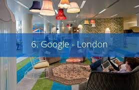 google london airbnb london office