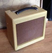The Tweedtone5: <b>5 watt Handwired</b> All Tube 1 x 8 Combo — Sonic ...