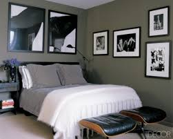 stylish and sexy masculine bedrooms contemporary furniture and black and white art gallery wall art is always a safe choice when bedroom male bedroom ideas