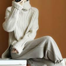 <b>LHZSYY</b> Hot New <b>Autumn</b> and winter high collar Women <b>Cashmere</b> ...