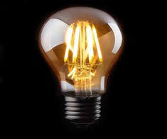 <b>Vintage Edison LED</b> Bulb <b>Dimmable 4W Antique LED</b> Bulb Squirrel ...